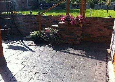 Specialist patio installations
