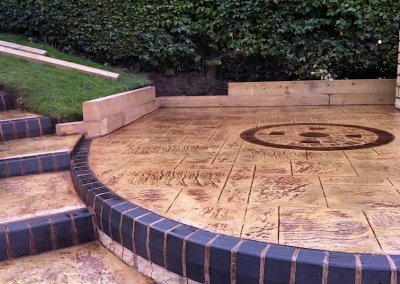 pressed concrete in Bury