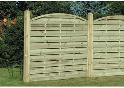 arched-horizontal-fence-panels