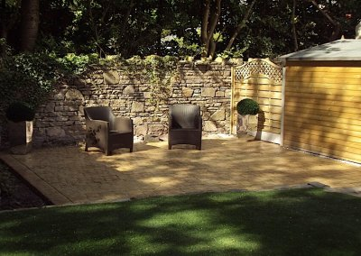 Landscaping in Oldham