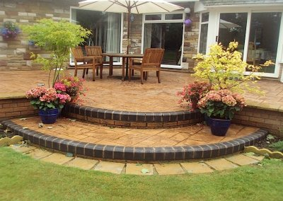 Patio designers in the North West