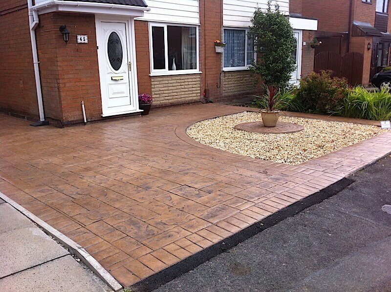 Driveways Manchester - example 3
