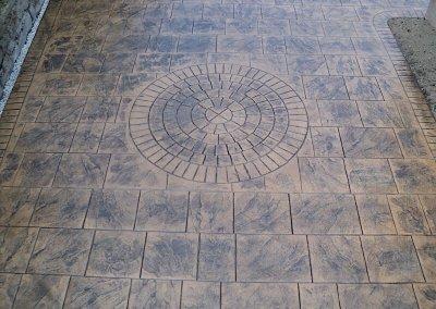 driveway-pattern-imprinted-concrete-leyland