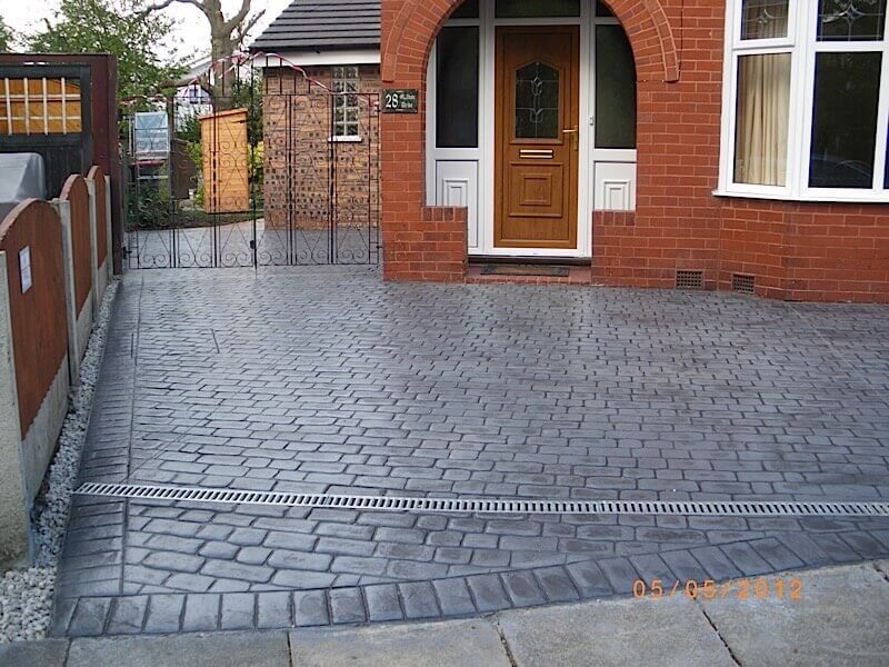 Driveways Manchester - example 4