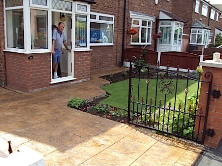 Driveways Manchester - example 5