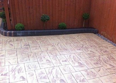Concrete patios in Manchester