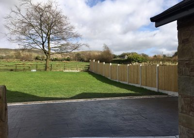 Bury landscaping
