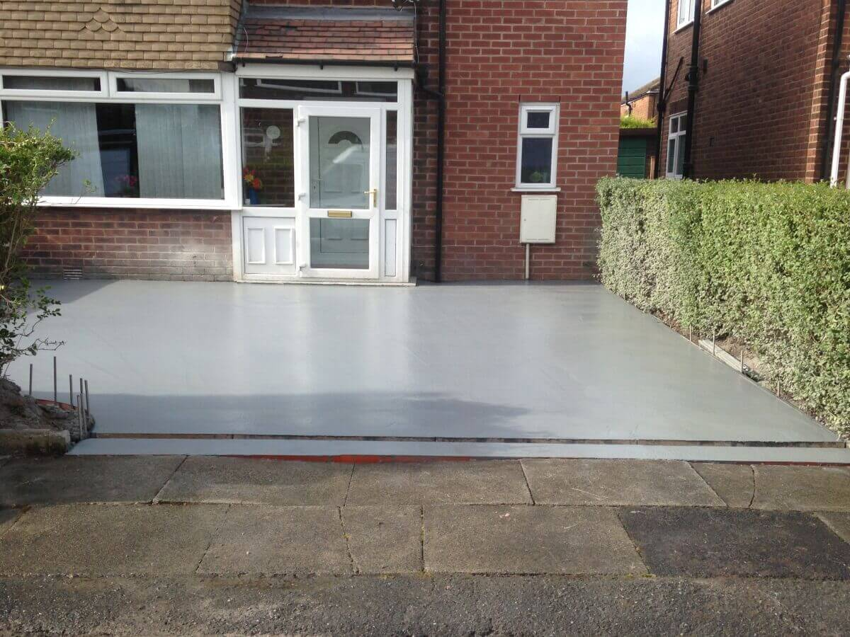 Concrete Poured Middleton