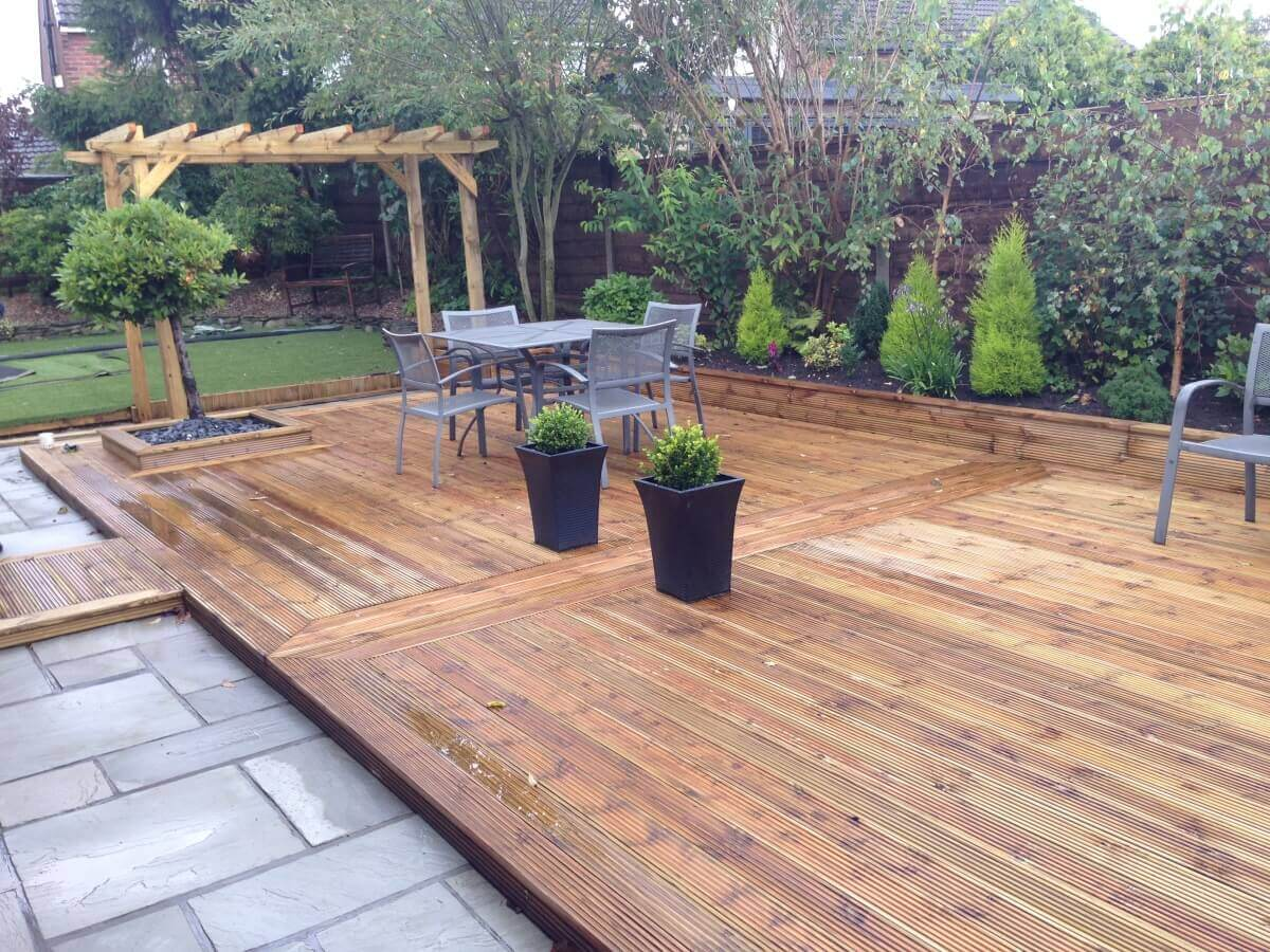 Decking Boards Hawkshaw