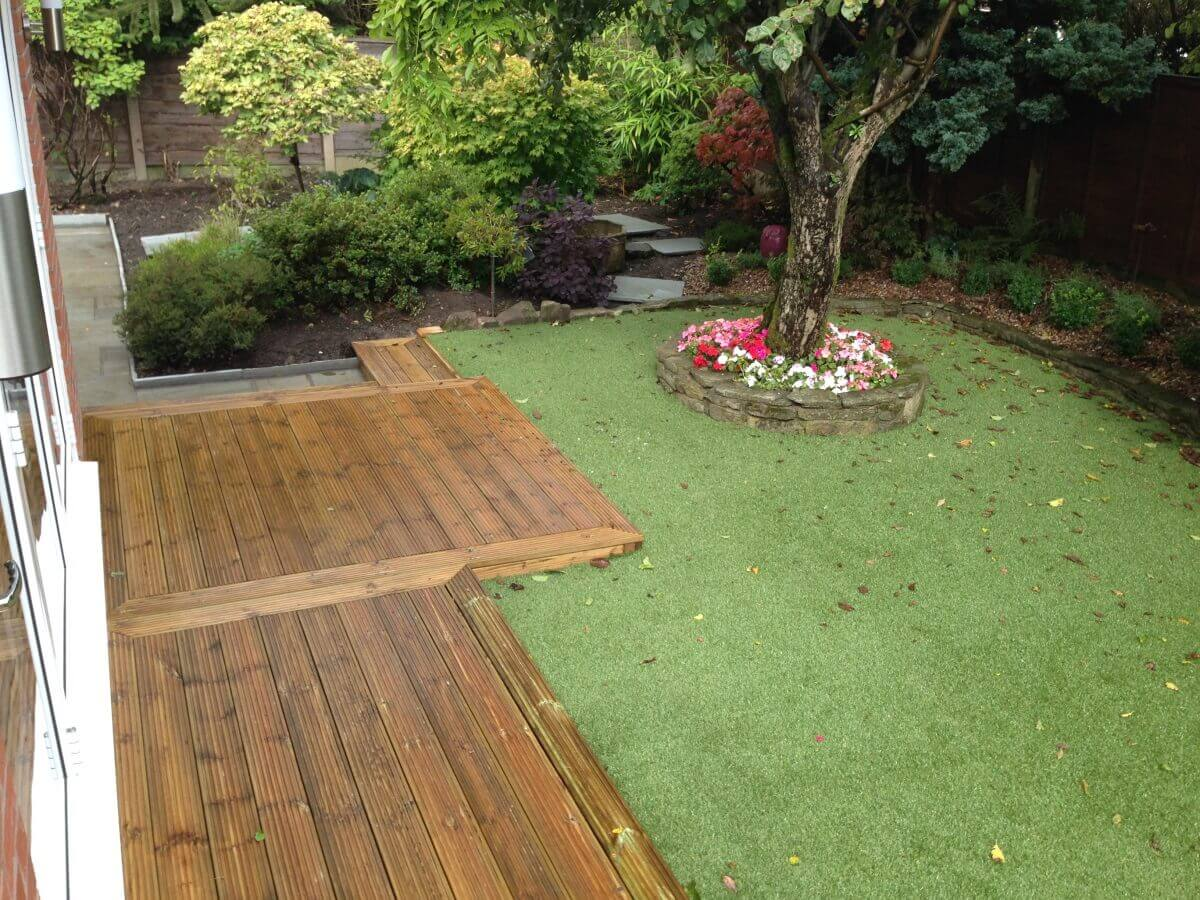 Decking and Artificial Turf Hawkshaw