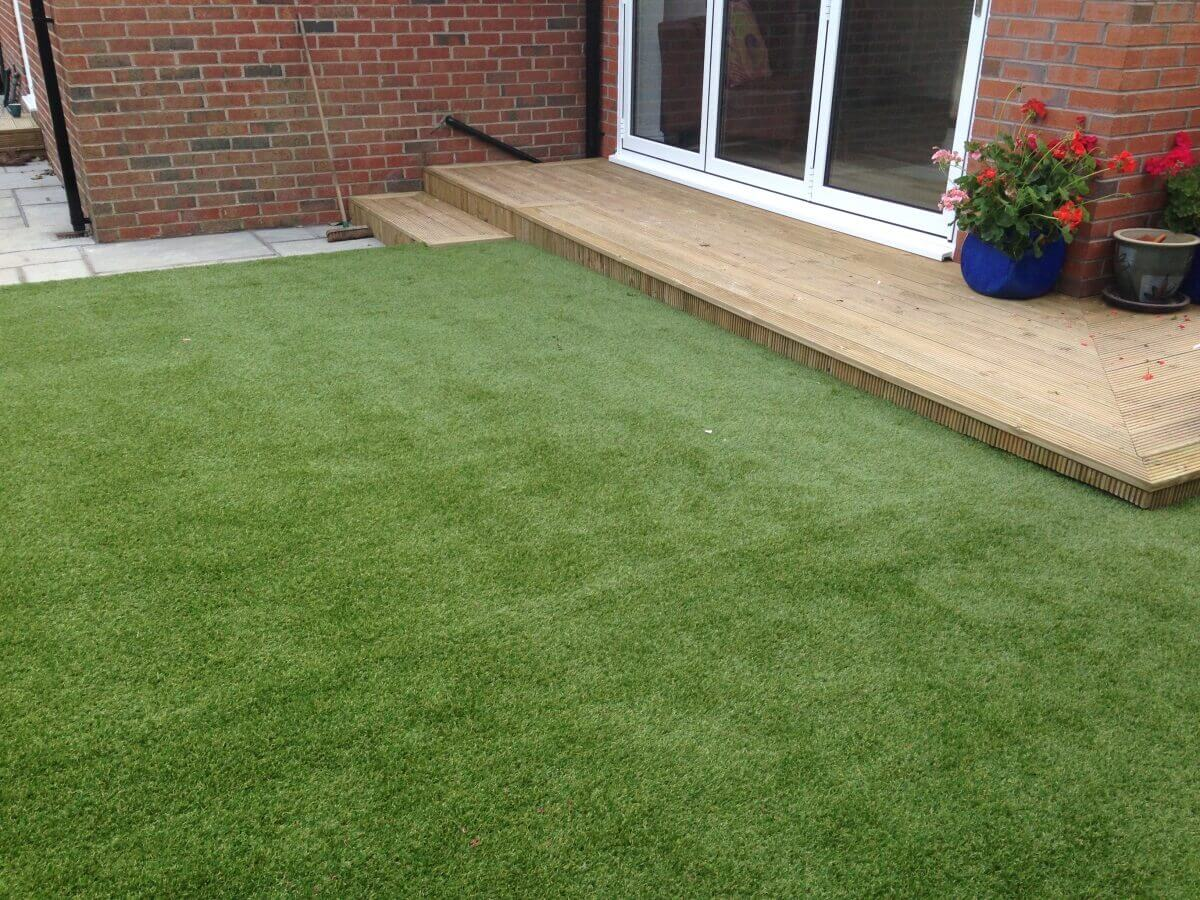Patio and Turf Hawkshaw