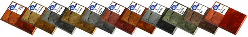 Concrete Driveways - Choose Your Colour
