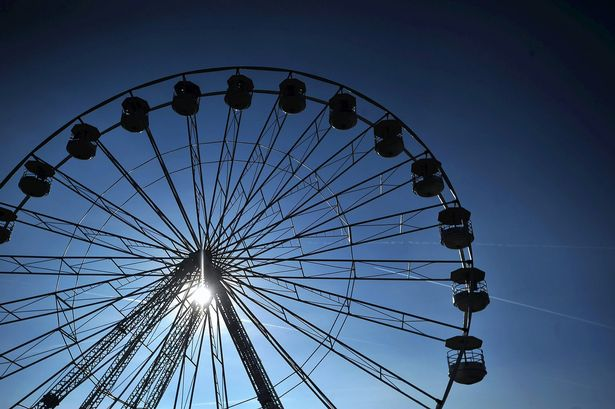 Piccadilly Big Wheel