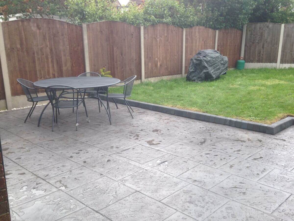 Urmston Patio