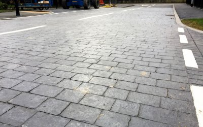 Choosing Pattern Imprinted Concrete over Tarmac
