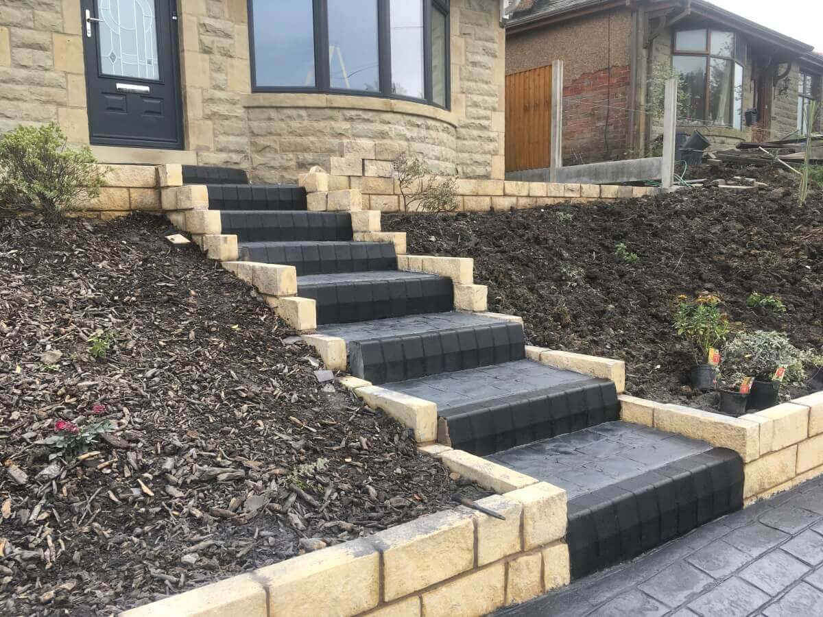 Imprinted_Concrete_Steps_Rossendale