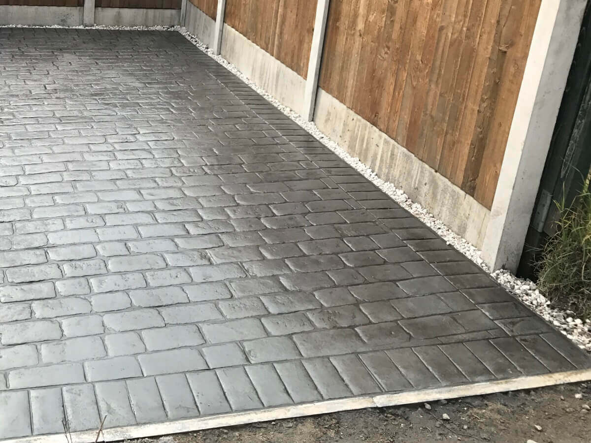 Shuttleworth Patterned Concrete