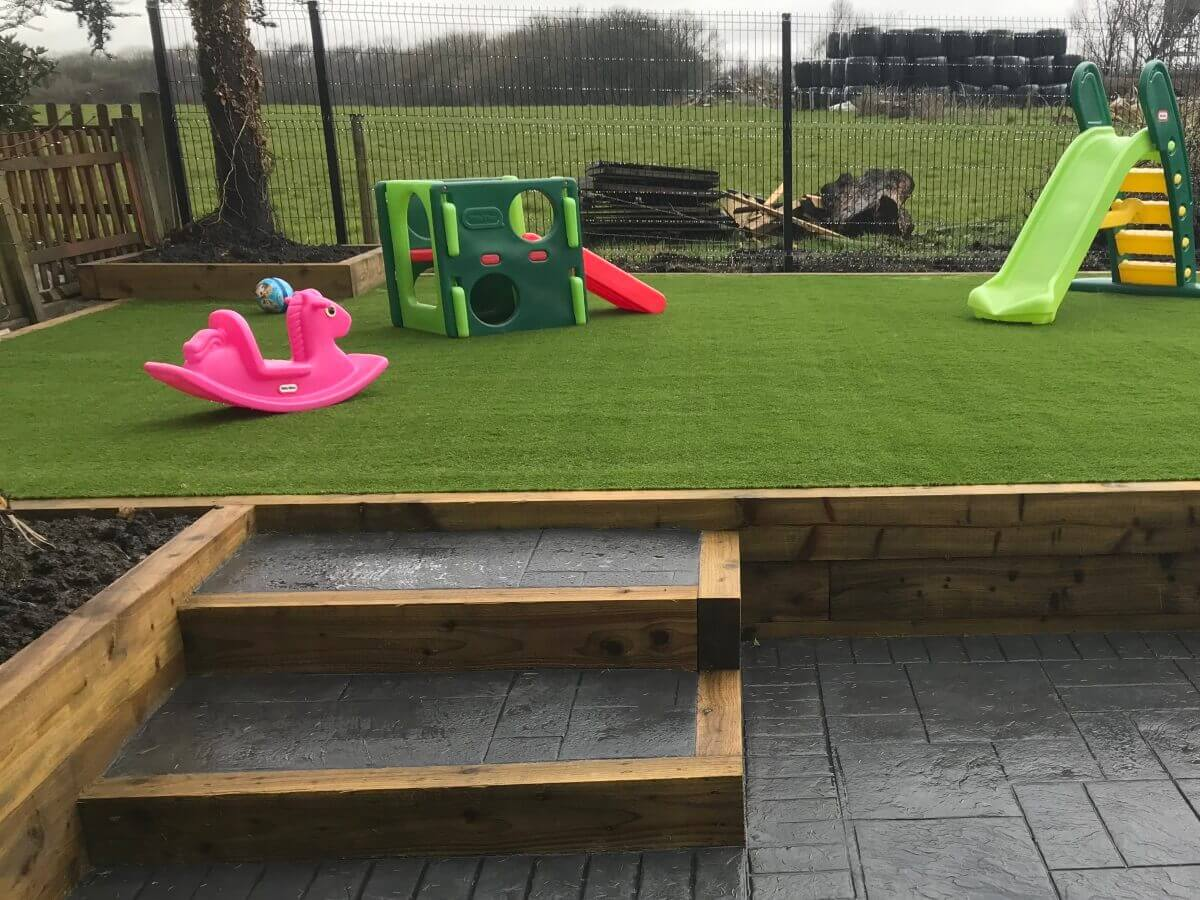 Artificial Turfing Bolton