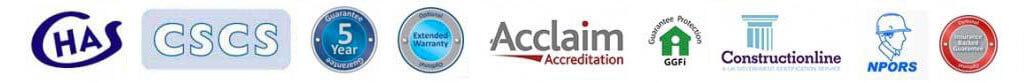 Our imprinted concrete driveway industry accreditations