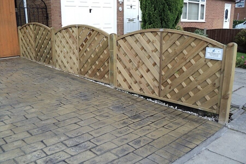 fencing manchester